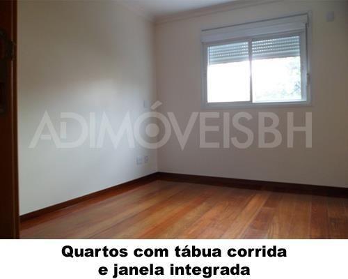 Cobertura à venda, 3 quartos, 4 vagas, gutierrez - belo horizonte/mg - Foto 5