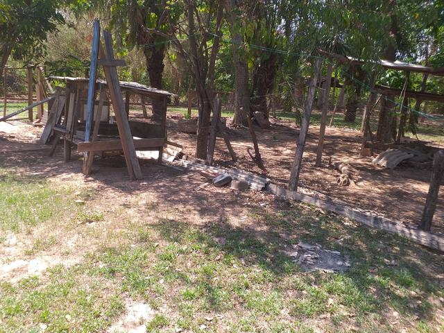 Chácara na beira do rio coxipo - Foto 12