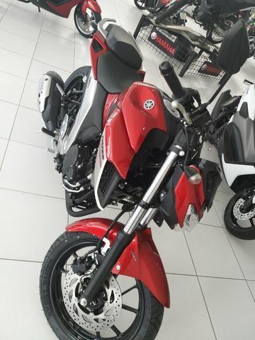 Entrada de R$ 4100 + 48x 598 Yamaha Fazer 250cc ABS 21/21 Imperdível - Foto 2