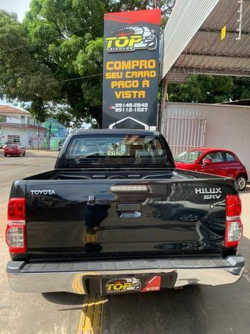 Hilux SRV 3.0 4X4 CD 16V Turbo Intercooler Diesel 4P Manual - Liberada para Viajar - Foto 7