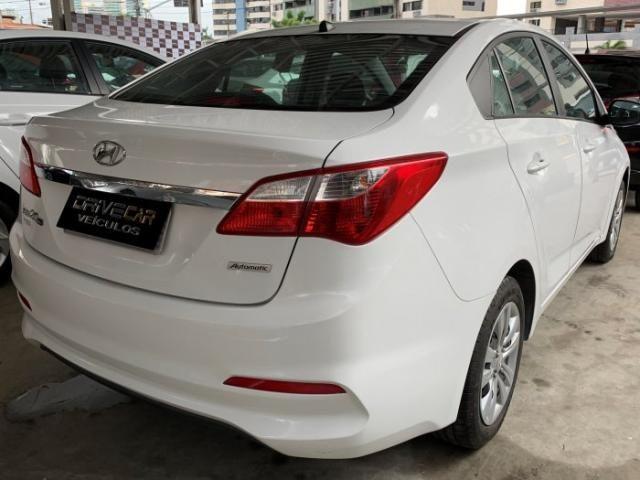 Hyundai hb20 2018 1.6 comfort plus 16v flex 4p automÁtico - Foto 3