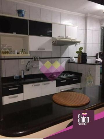 Apartmento de 02 dormitórios - Jardim Aquarius - REF0168 - Foto 3