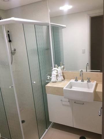 Apartamento com 4 dormitórios à venda, 165 m² por r$ 1.300.000 - bairro jardim - santo and - Foto 16