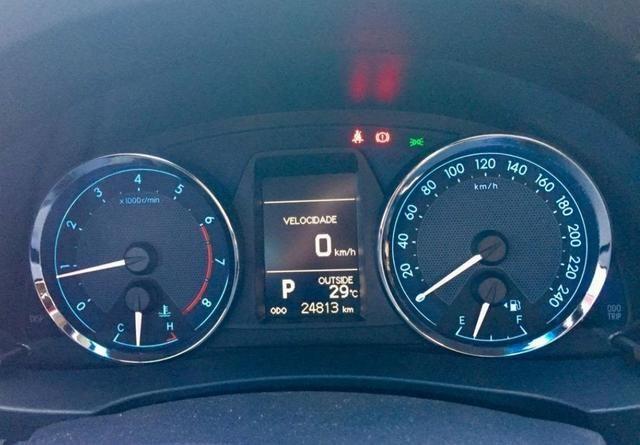 Corolla XEI 2.0 Único dono + baixa km e absolutamente novo! - Foto 5
