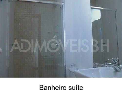 Apartamento à venda, 3 quartos, 2 vagas, gutierrez - belo horizonte/mg - Foto 8