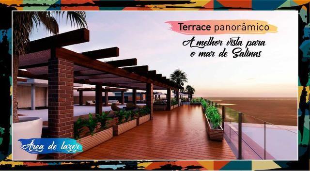 Vendo Fort do Farol Apartamento em Condomínio na Praia Salinópolis-PA - Foto 5