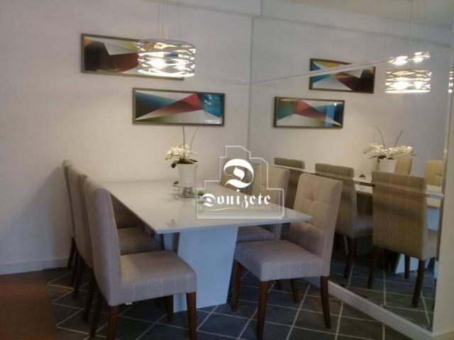 Apartamento à venda, 81 m² por r$ 515.000,00 - jardim - santo andré/sp - Foto 9