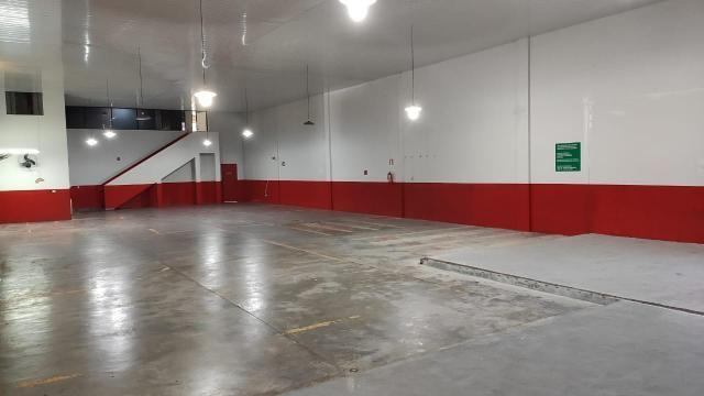 Excelente Oportunidade para Empresas: Aluga-se Barracão em Campo Mourão/PR - Foto 10