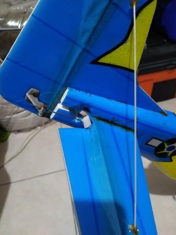 Aeromodelo Tucano + Eletrônica - Foto 3