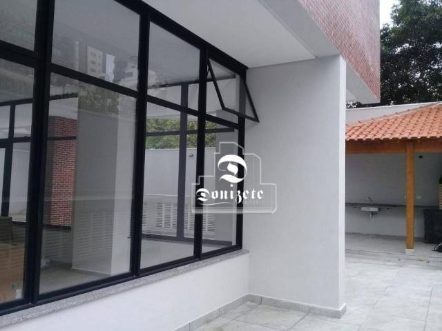 Apartamento à venda, 81 m² por r$ 515.000,00 - jardim - santo andré/sp - Foto 20