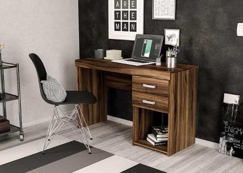 Mesa Office 2 gav // Nova p/ Escritorio