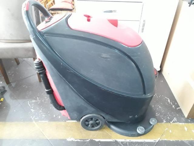 Lavadora E Secadora De Pisos Viper As510B (6 meses de uso) 220v