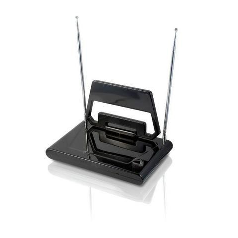 Antena Digital Interna SG-261 SG com Hastes e Seletor Vhf Uhf Fm Hdtv - Foto 2