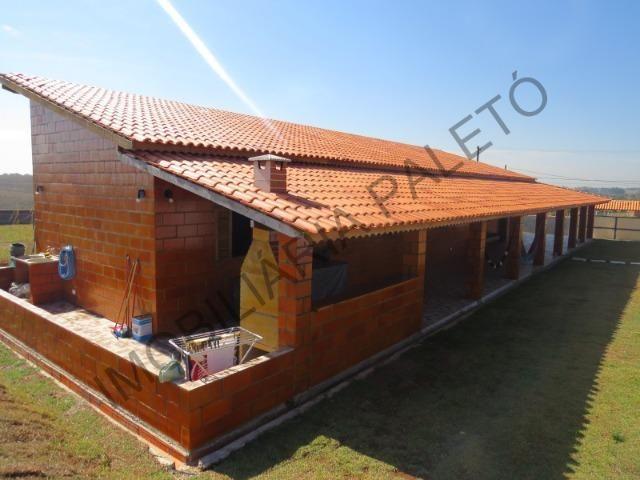 REF 225 Chácara 1187 m², casa novinha, ampla piscina, Imobiliária Paletó - Foto 15