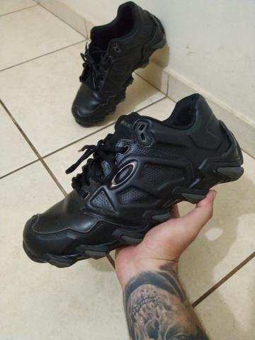 Teeth caveirão oakley preto e cinza - Roupas e calçados - Jardim ... d93cfecfb0e