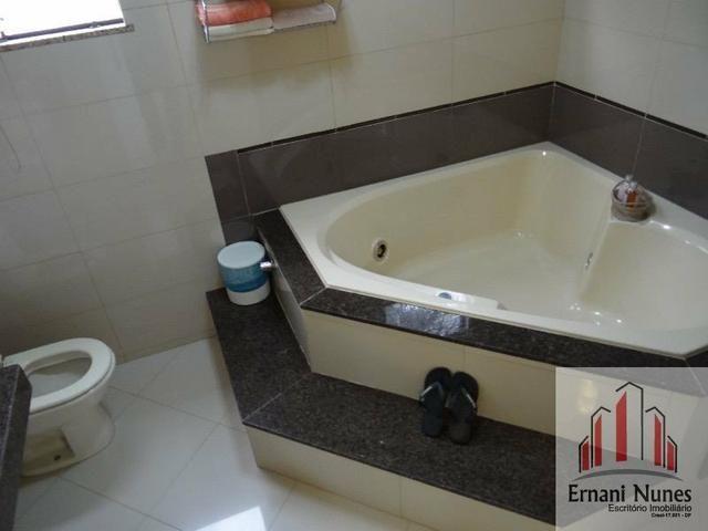 Linda Casa 4 Qtos Guará Park Prox SQB Ernani Nunes - Foto 20