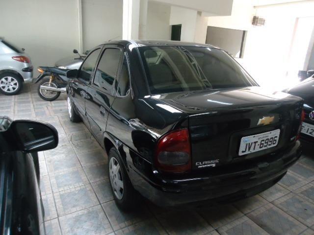 Gm - Chevrolet Classic, financiamento total, troca Gol, Celta, Palio - Foto 3