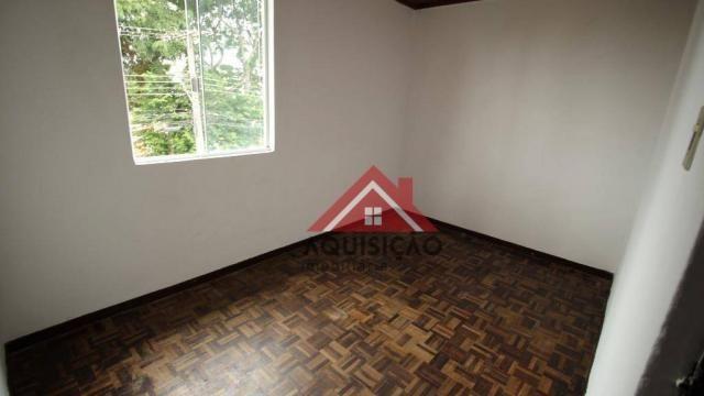 Apartamento com 2 dormitórios à venda, 41 m² por r$ 134.900,00 - bairro alto - curitiba/pr - Foto 3