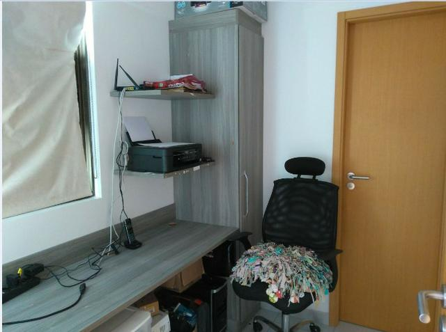 Apartamento 105m, 3/4, 2 vagas, andar alto, Capim Macio, Natal, RN - Foto 6