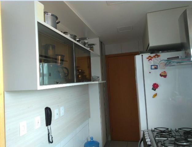 Apartamento 105m, 3/4, 2 vagas, andar alto, Capim Macio, Natal, RN - Foto 4