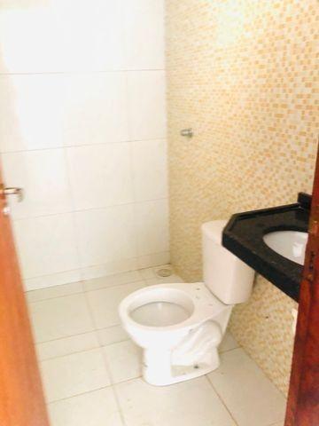 WS casa nova com 2 quartos,2 banheiros,varandao,coz.americana,quintal - Foto 10