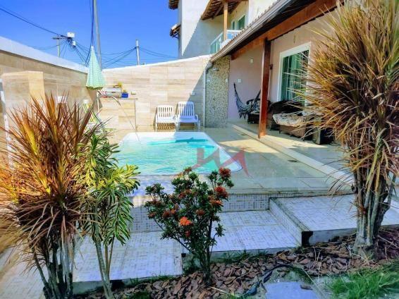 Casa com 3 quartos à venda, 148 m² por R$ 495.000 - Centro (Manilha) - Itaboraí/RJ - Foto 4