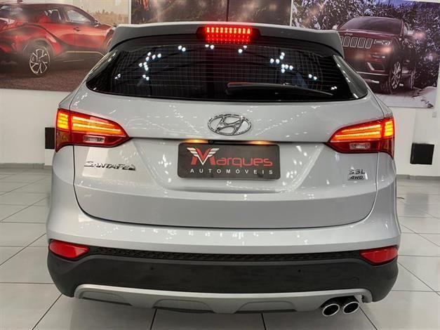 Hyundai Santa Fe SANTA FE 4WD 3.5 V6 (7 LUG) GASOLINA AUTOM - Foto 6