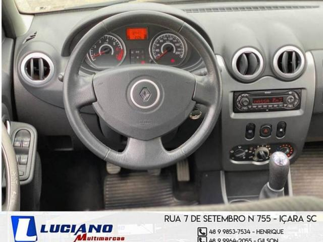 Renault LOGAN Expression Hi-Flex 1.6  - Foto 14