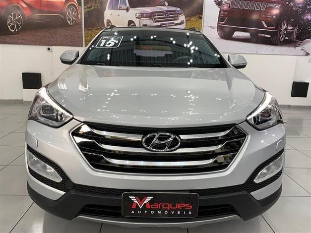 Hyundai Santa Fe SANTA FE 4WD 3.5 V6 (7 LUG) GASOLINA AUTOM - Foto 2