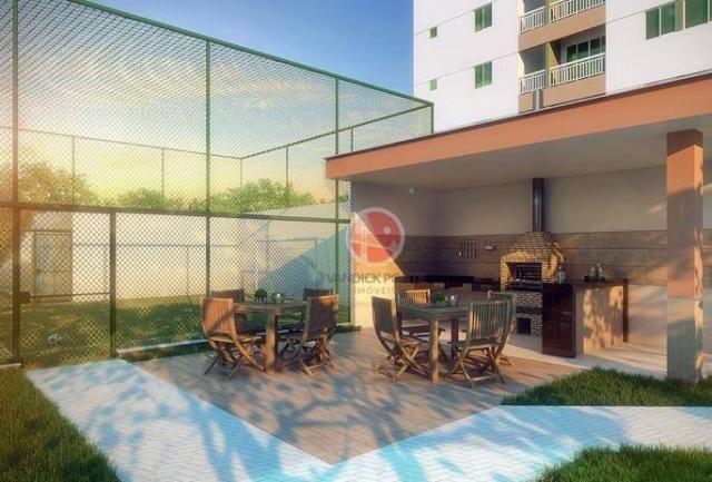 Apartamento com 2 dormitórios à venda, 56 m² por R$ 500.000,00 - Benfica - Fortaleza/CE - Foto 4