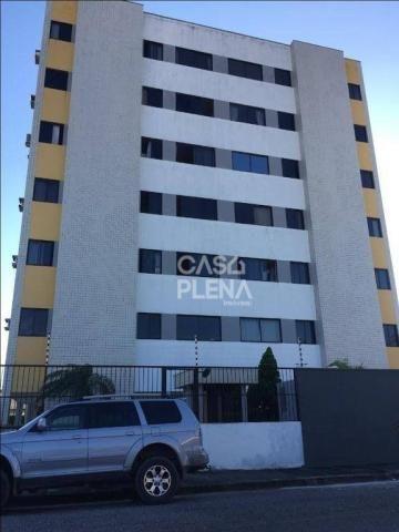 Apartamento à venda, 60 m² por R$ 247.000,00 - Cidade dos Funcionários - Fortaleza/CE - Foto 2