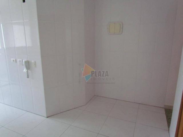 Apartamento para alugar, 100 m² por R$ 3.000,00/mês - Canto do Forte - Praia Grande/SP - Foto 6
