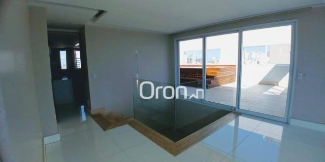 Cobertura com 5 dormitórios à venda, 467 m² por R$ 3.290.000,00 - Setor Bueno - Goiânia/GO - Foto 7
