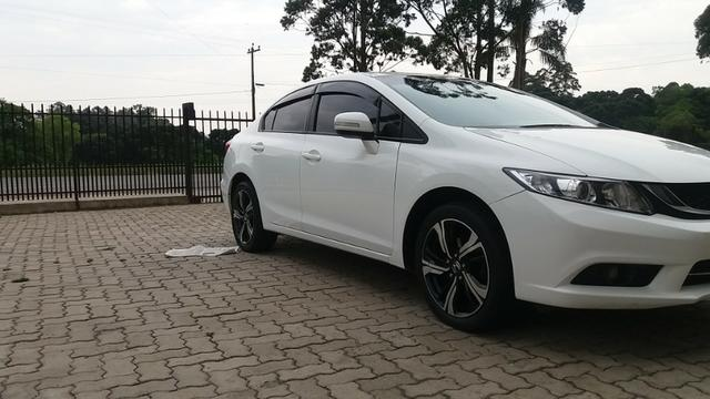 Honda Civic Impecavel - Foto 10