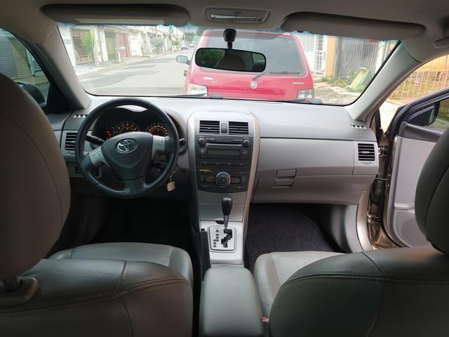 Corolla Xei 2010 1.8 - Foto 13