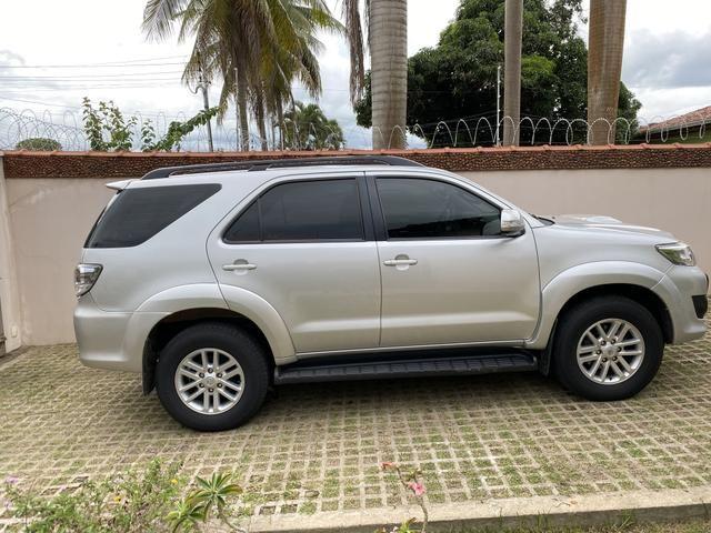 Hilux SW4 3.0 aut 4x4 diesel 2012 abaixo da fipe!! - Foto 5