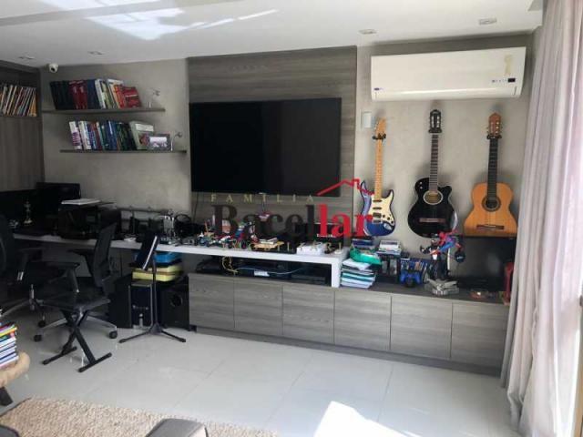 Cobertura à venda com 3 dormitórios em Tijuca, Rio de janeiro cod:TICO30224 - Foto 9
