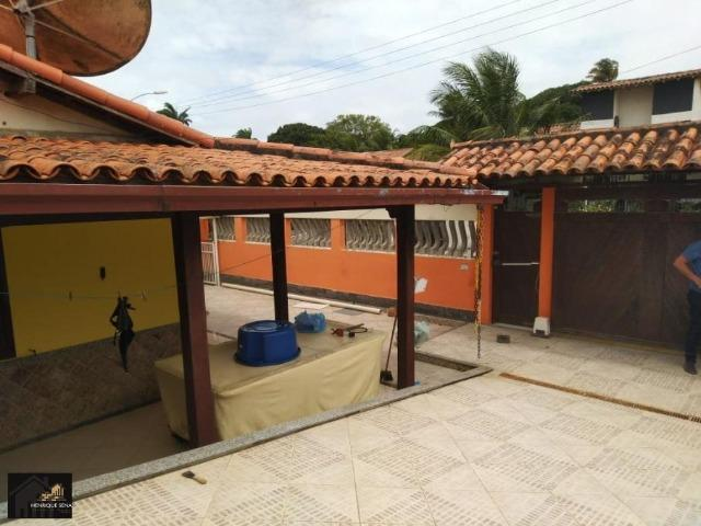 Ótima Localização, Casa Colonial Mobiliada no Balneário Santa Maria, S P A - RJ - Foto 2