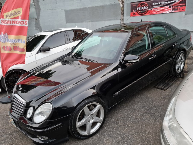 Mercedes Benz E350 V6 Blindada