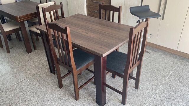 Mesa 4 cadeiras Pronta Entrega!! - Foto 4