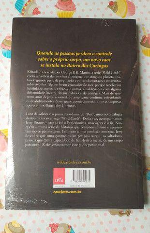 Luta de Valetes - George R. R. Martin (Wild Cards Volume 8) - Foto 3