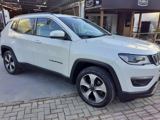 Jeep Compass Longitude 2 0 4x2 Flex 16v Aut 2017 772768424 Olx