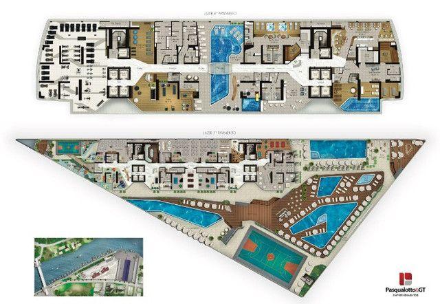 Apartamento Yachthouse Balneário Camboriú em 100 X - Foto 18