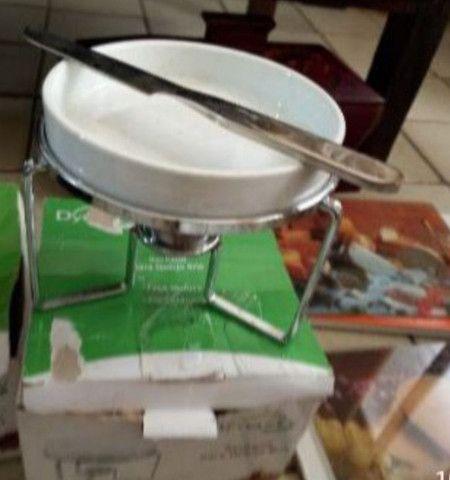 Peças p fondue e petiscos fone *  - Foto 4