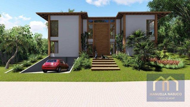 Casa com 6 dormitórios à venda, 400 m² por R$ 5.000.000,00 - Praia do Forte - Mata de São  - Foto 18