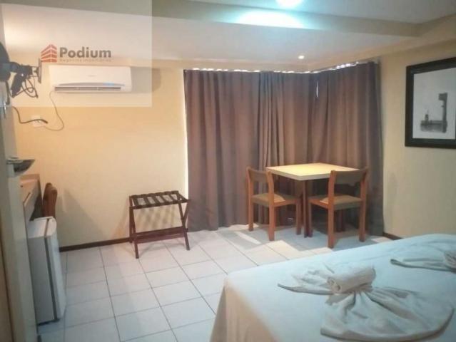 Loft à venda com 1 dormitórios em Tambaú, João pessoa cod:14585 - Foto 18
