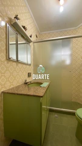 Vendo apartamento 1o. andar, frente, varanda, escada, 76m2 úteis, Campo Grande, Santos, SP - Foto 12