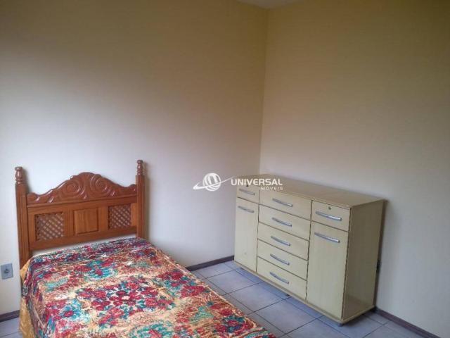 Apartamento com 3 quartos para alugar, 61 m² por R$ 1.200/mês - Cascatinha - Juiz de Fora/ - Foto 18