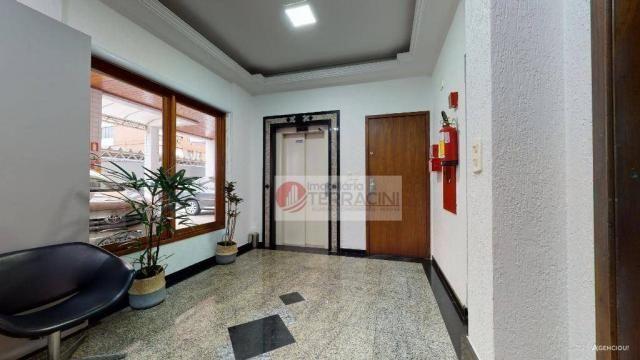 Apartamento com 3 dormitórios à venda, 120 m² por R$ 649.000 - Jardim Lindóia - Porto Aleg - Foto 3