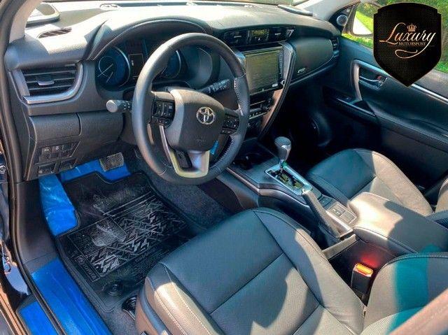 Toyota SW4 2021 SRX 0 KM Preta 7 Lugares Diesel  Pronta Entrega - Foto 2